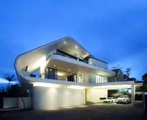 Best Modern Architects Unconvetional Modern Architecture Ninety7 Siglap