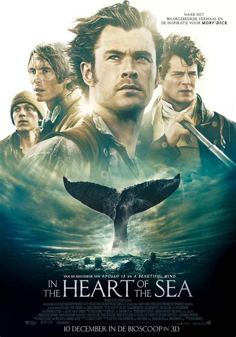by the sea 2015 sinopsis film affiches au coeur de l ocan film 2015 de ron howard