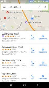 Maps View Search Address About Local Search Ads On Maps Adwords Help