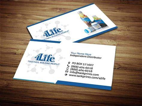 4life business cards templates 4life business card design 3