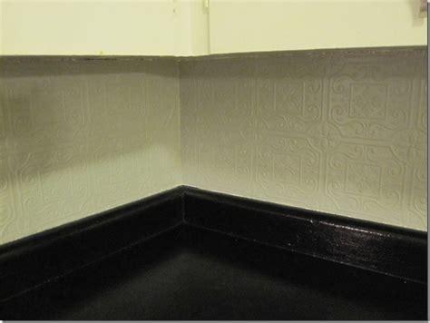 paintable wallpaper backsplash new kitchen