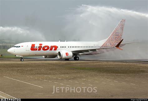 pklqj boeing 7378 max lion air siola jetphotos