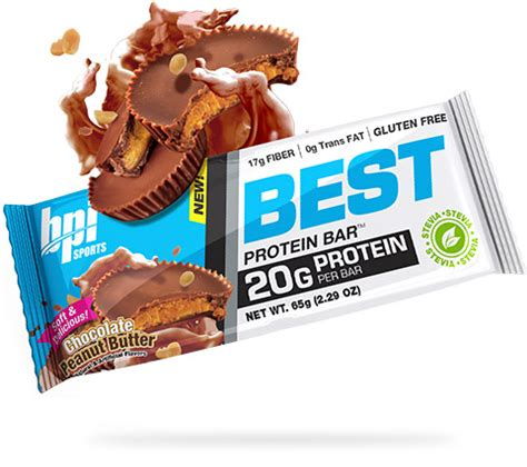 top protein bars bpi best protein bar a quot dirtier quot but better bar