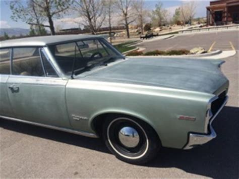 1966 Pontiac Tempest For Sale by 1966 Pontiac Tempest For Sale On Classiccars 4 Available