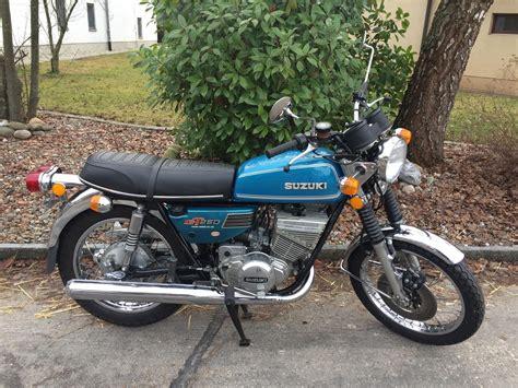 Bmw Motorrad Oldtimer 250 by Motorrad Oldtimer Kaufen Suzuki Gt 250 Kucki Motos Gmbh Zuzgen