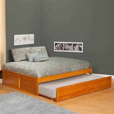 bed frame with trundle metrovsa org
