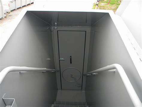 Underground Safe Room by Underground Shelters Arkansas Safe Rooms Tornado