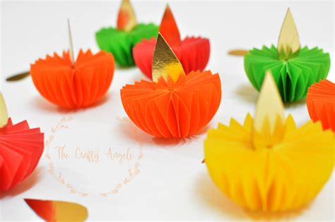 diwali crafts for easy easy and simple diwali craft tutorial to make diwali paper