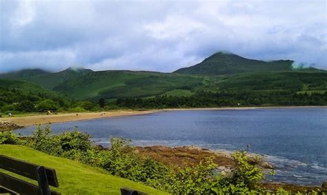 The Isle of Arran: Scotland In Miniature