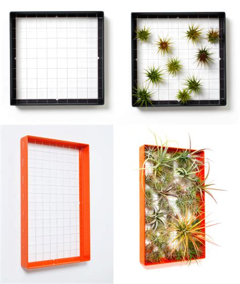 living wall vertical garden frames by airplantman
