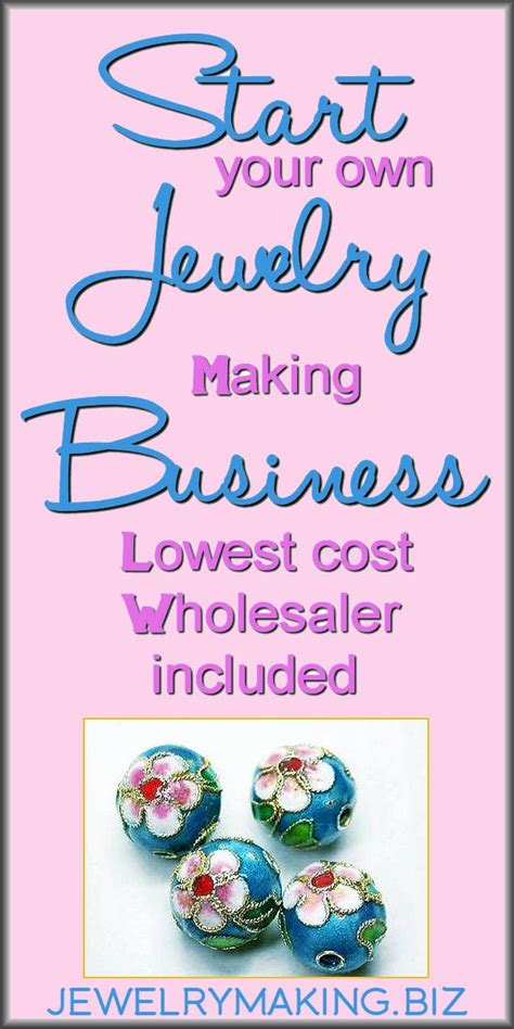 how to make jewelry at home to sell start your own jewelry business from home sell on