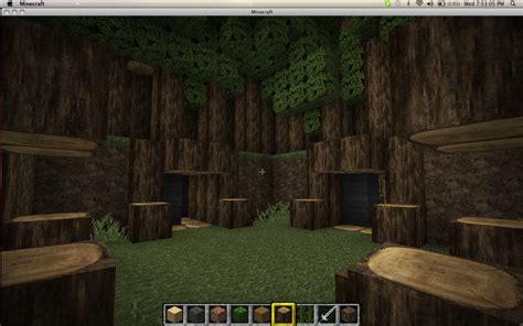 kokiri forest very detailed includes lost woods deku