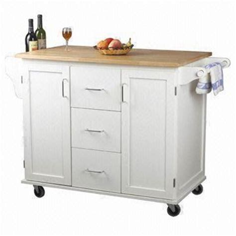 Kitchen Cabinet Suppliers by White Kitchen Trolley With Towel Hangers Cabinets And