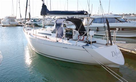 sigma yacht sigma 33 defiant one marine