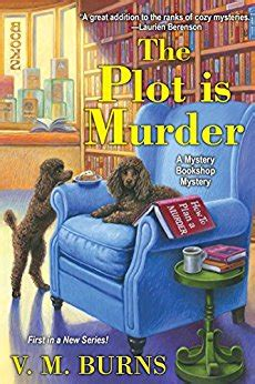 the plot is murder mystery bookshop kindle edition by