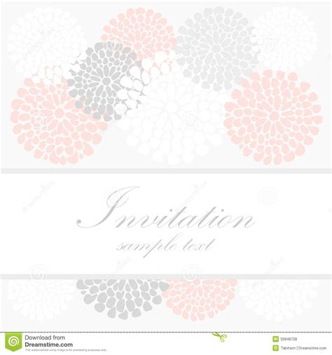 Illustrator Miss You Card Templates by Wedding Birthday Card Or Invitation With Abstract Stock