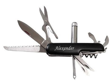 personalized pocket knife with light a on customized gift ideas in singapore multi