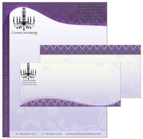 Bank Letterhead Design interior designer letterhead design letter designs