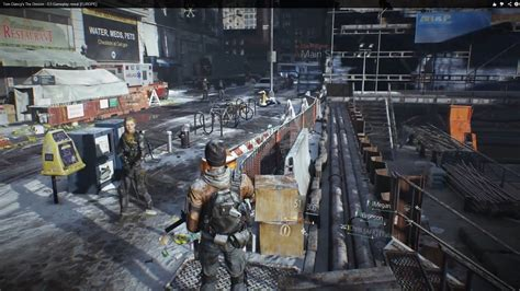 Topi Trucker Tom Clancy S The Division 02 Warna tom clancy s the division xbox360 giochi torrents
