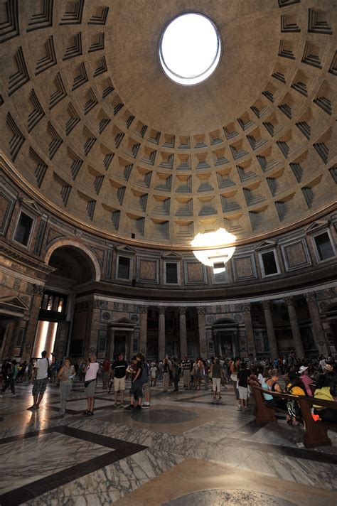 Of The Interior Description by File Pantheon Rome Jpg
