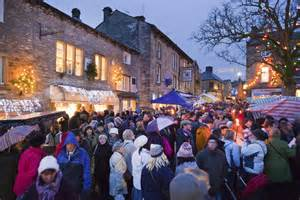 Luxury holiday cottages in yorkshire grassington dickensian festival