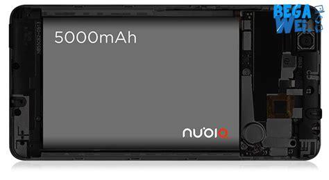 Baterai Besar saingi asus nubia sematkan baterai berkapasitas besar