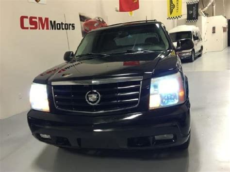 blackpantherent s 2002 cadillac escalade in sanford fl 2002 cadillac escalade ext used cars mitula cars