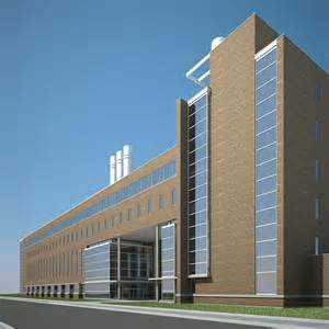 limitless industrial office building in modern office industrial building 3d max