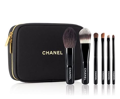 Set Chanel chanel makeup brushes set www proteckmachinery