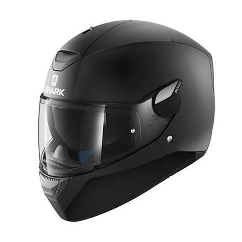shark matte black shark d skwal ece helmet matte black motorcycle