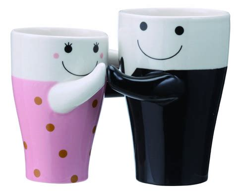Romantic Couple Coffee Mugs   Home Designing