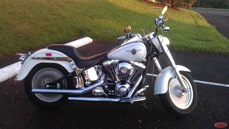 2001 Harley Davidson Fatboy Specs by Harley Davidson Boy Injection 2001 Specs And Photos