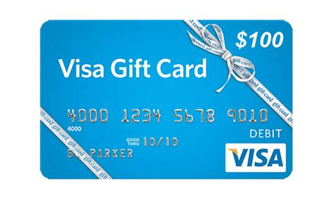 Using Visa Gift Cards - get a 100 visa gift card get it free
