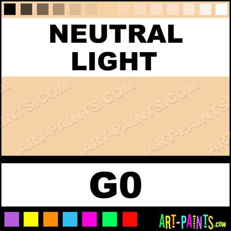 neutral light cake makeup paints g0 neutral light paint neutral light color