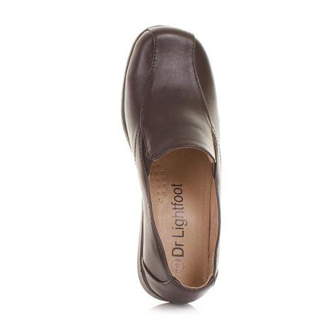 womens brown flat shoes womens brown comfy comfort dr lightfoot work smart