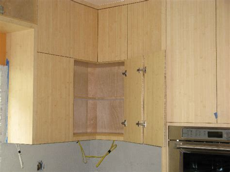 blind corner in cabinet solution for the