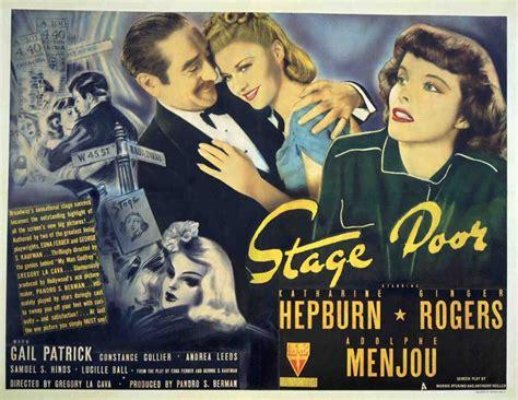 Stage Door Cast q s daydream stage door 1937