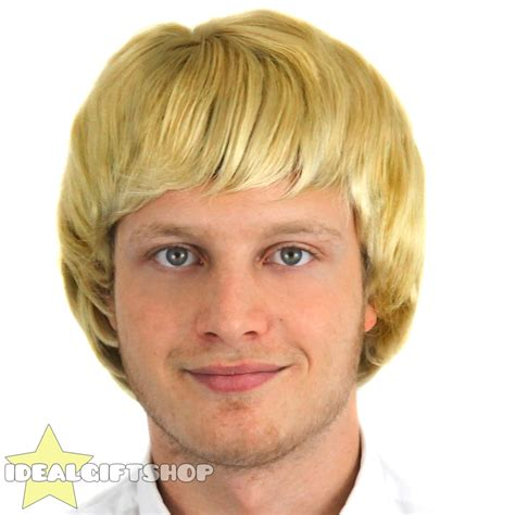 male wigs variety of colours fancy dress accessory 50 s 60 male wigs variety of colours fancy dress accessory 50 s 60