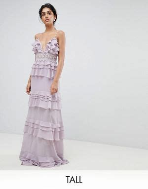 Premium Maxi Dress Import Original Premium Glitter Elegance L true decadence shop true decadence dresses tops skirts asos