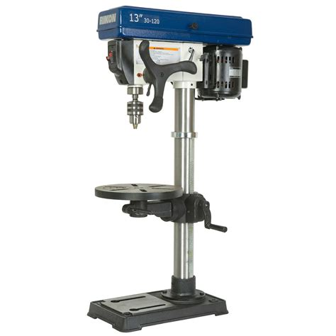bench top drill rikon 13in 1 2hp benchtop drill press from buymbs com