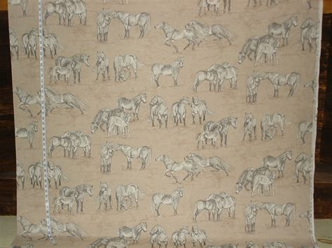 Equestrian Upholstery Fabric by Equestrian Fabrics New Patterns 20 May 2014
