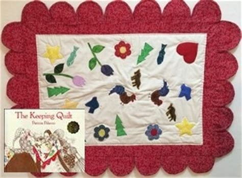 The Keeping Quilt Book by Dqg Storybook Quilts