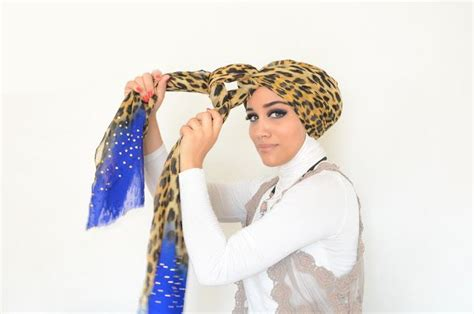 tutorial turban ascia hijabs co ascia akf turban tutorial turban tutorials