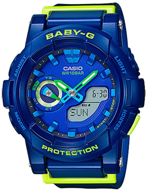Casio Baby G Bga 185fs 4a new products digital watches casio baby g