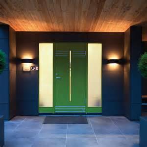 porte per ingresso casa illuminazione porta di ingresso all esterno con di design
