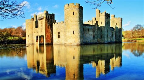 castles for sale in england bodiam castle east sussex england jigsaw puzzle in