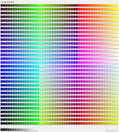 xat color codes powers xatwiki