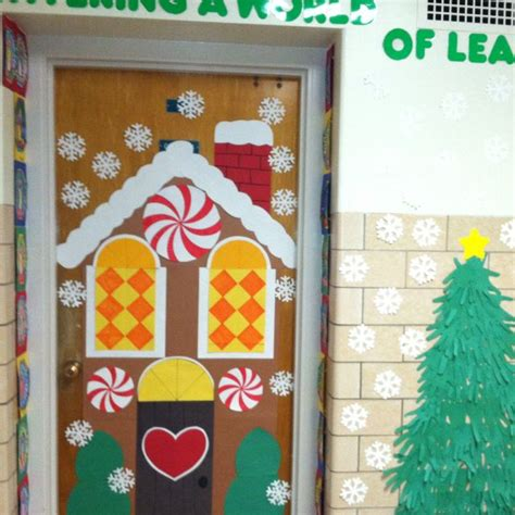 Gingerbread House Door Decorations by 1000 Images About Work Cubicle Decorations On