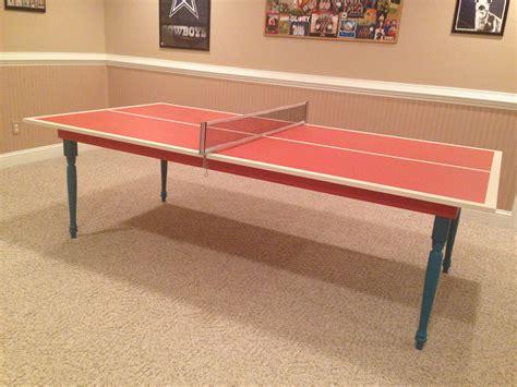 diy pong table diy ping pong table diy