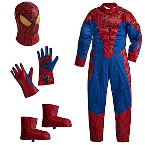 Hoodie Homecoming Abu disney deluxe amazing spider costume for